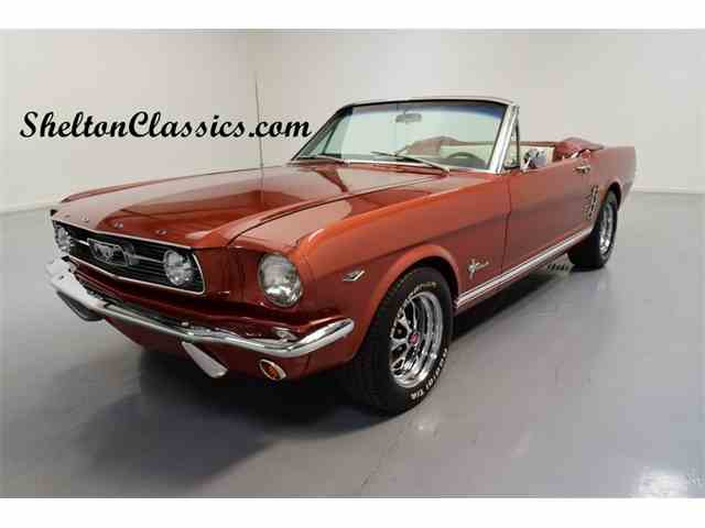 1966 Ford Mustang | 1043172
