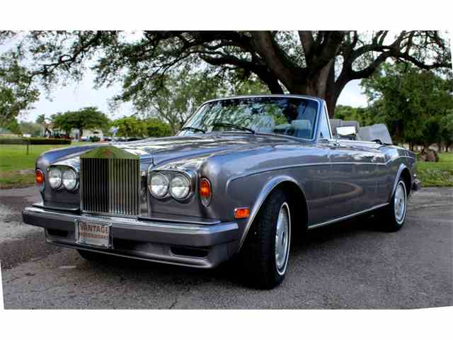 Picture of 1995 Rolls-Royce Corniche Auction Vehicle - MCX6