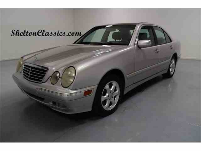 2002 Mercedes-Benz 320 | 1043181