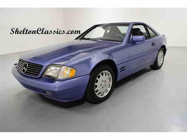1997 Mercedes-Benz 320 | 1043184