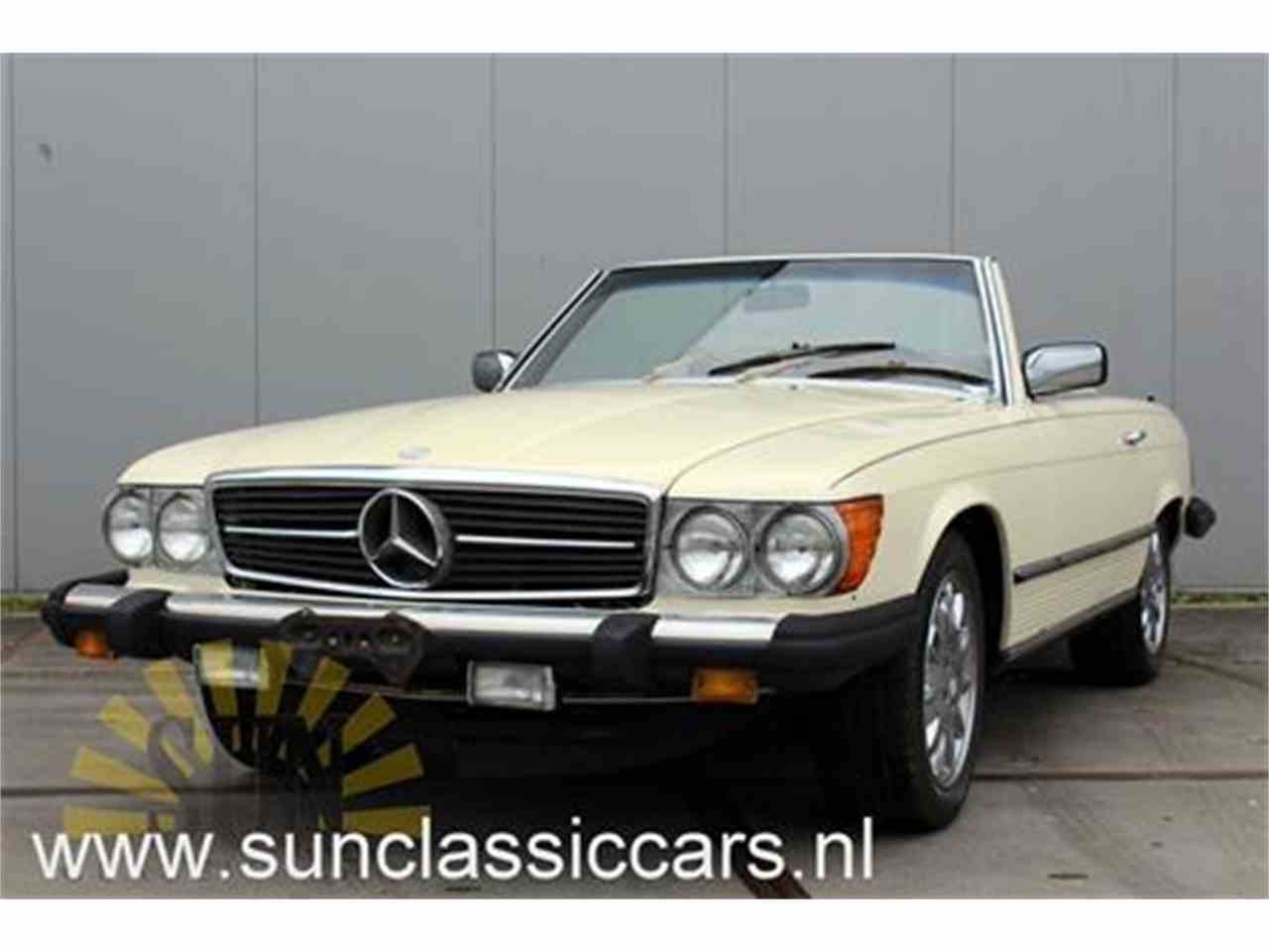 Large Picture of '78 450SL - MAPR