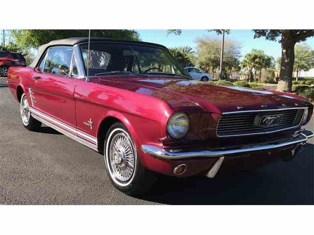 1966 Ford Mustang | 1043192