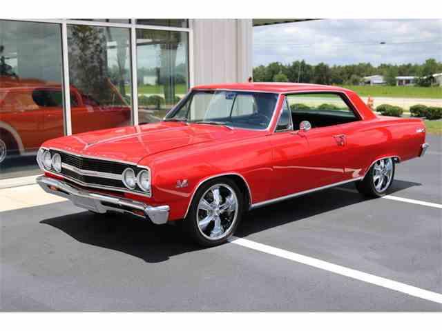 1965 Chevrolet Malibu SS | 1043193