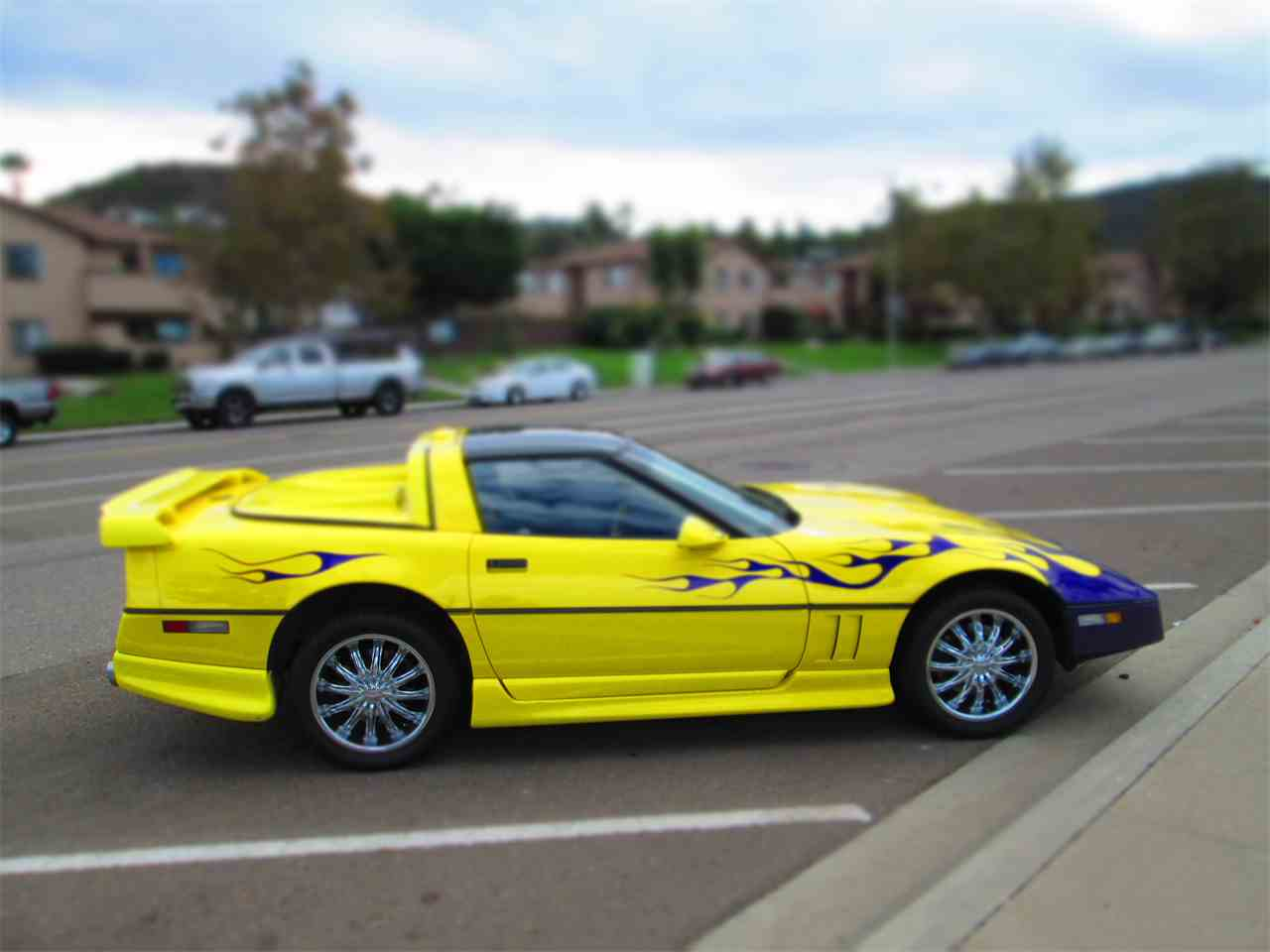 1989 Chevrolet Corvette for Sale - CC-1043206