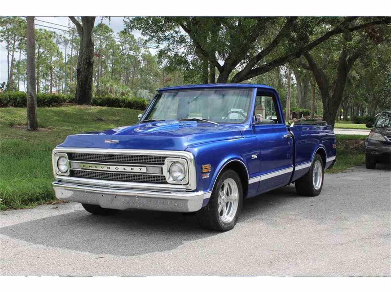 All Chevy 1969 chevrolet c10 for sale : 1969 Chevrolet C10 for Sale | ClassicCars.com | CC-1040322