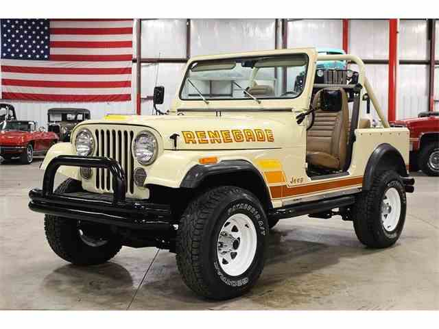 Picture of '86 CJ7 - MCYD