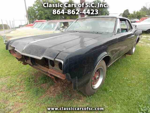 1966 Oldsmobile Cutlass | 1043222