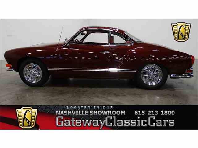 Picture of '71 Karmann Ghia - MCYO