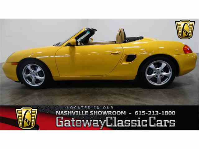 Picture of '02 Boxster - $17,995.00 - MCYS