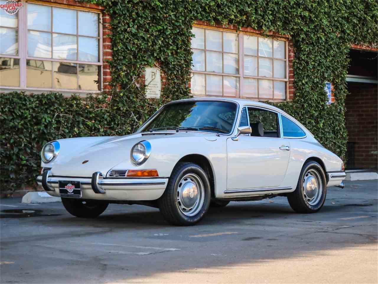 1968 porsche 911 for sale cc 1043246. Black Bedroom Furniture Sets. Home Design Ideas