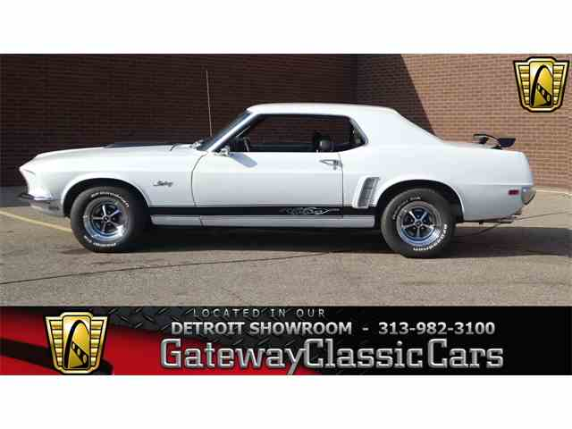 1969 Ford Mustang | 1043248