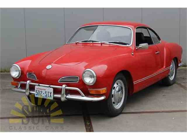 Picture of '70 Karmann Ghia - MAPX