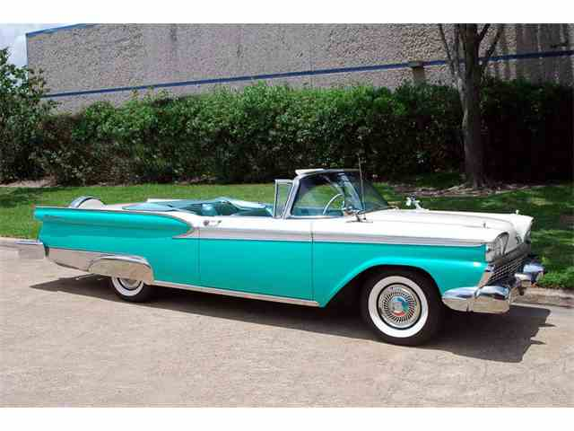 1959 Ford Galaxie | 1043265