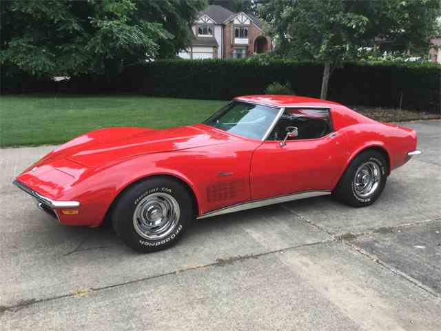 1972 Chevrolet Corvette | 1040327