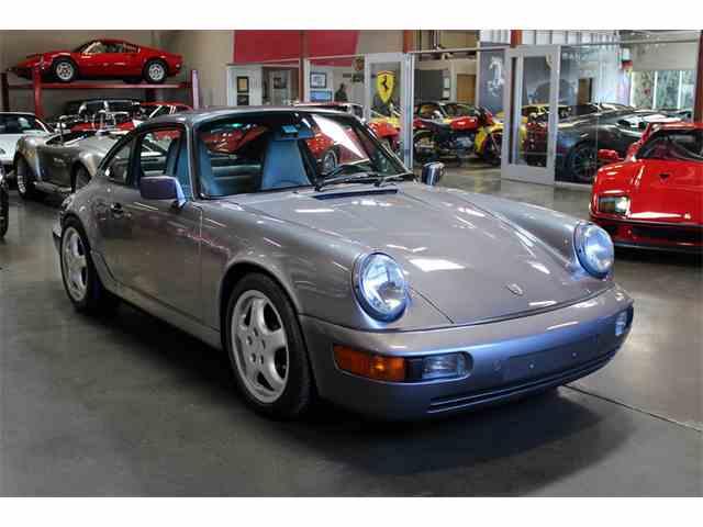 1990 Porsche Carrera   1043270