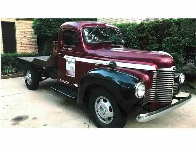 1949 International KB3 1-Ton   1043275