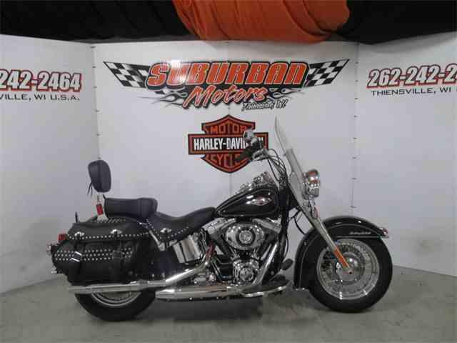 2015 Harley-Davidson® FLSTC - Heritage Softail® Classic   1043283