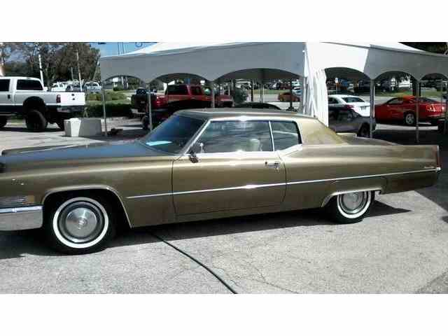 1970 Cadillac Sedan DeVille | 1043289