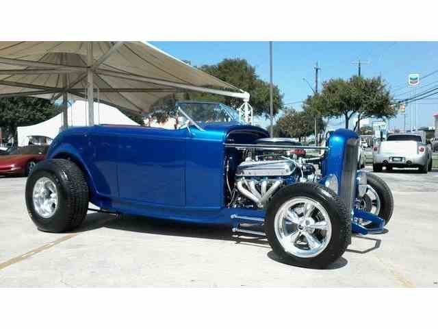 1932 Ford Hi-Boy Hot Rod Bobby Alloway | 1043291