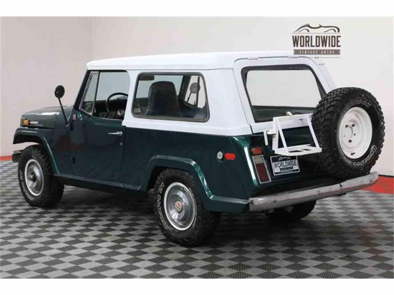 1969 Jeep Commando For Sale Classiccars Com Cc 1043297
