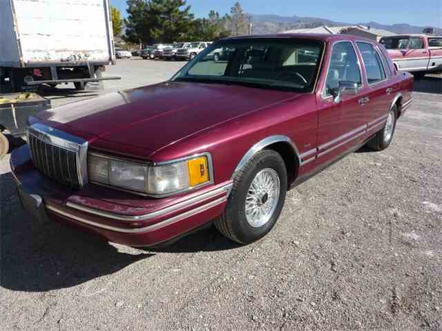 Picture of 1991 Town Car - $1,999.00 Offered by WDC Global Exports - MD0S