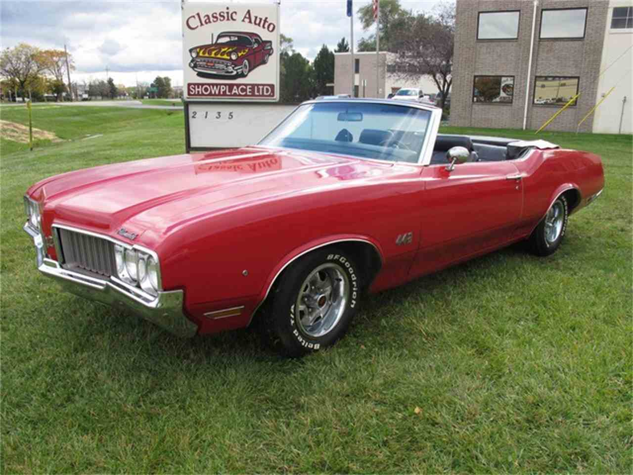 Classifieds for Classic Auto Showplace