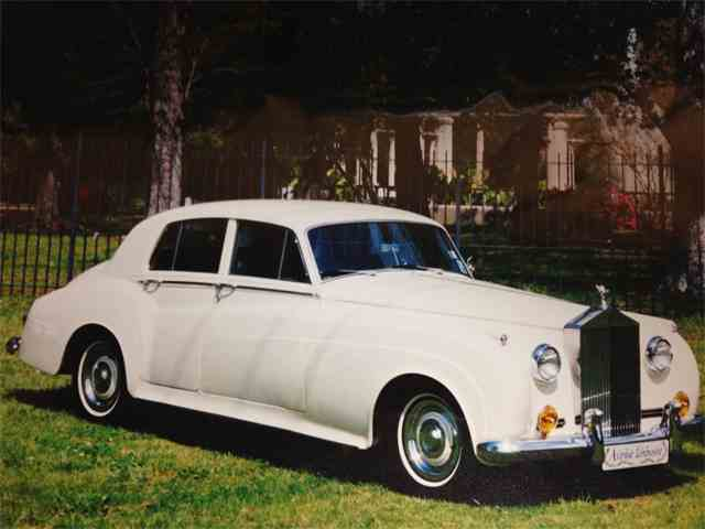 1961 Rolls-Royce Silver Cloud II | 1040333