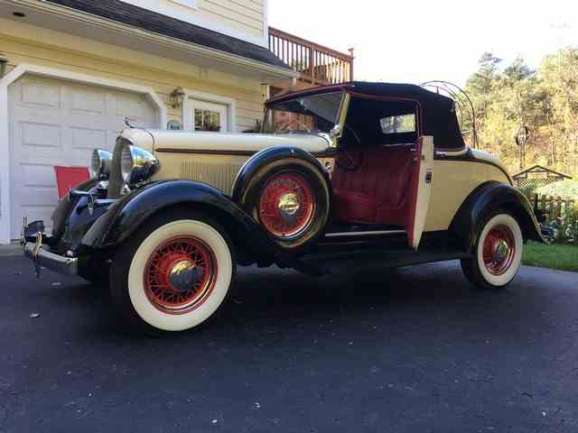 Picture of '33 Cabriolet - MD1E