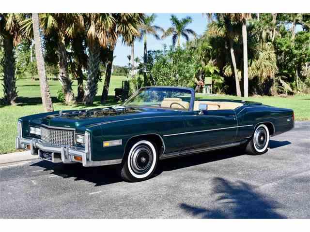 1976 Cadillac Eldorado | 1043341