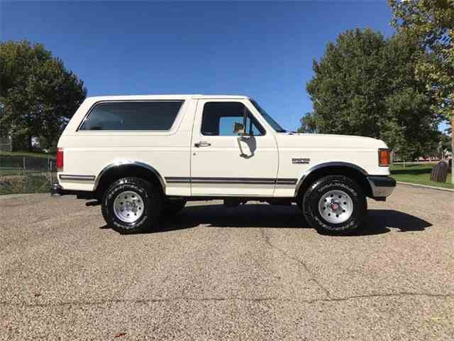1990 Ford Bronco | 1043346