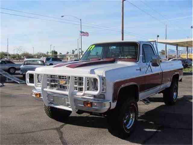 1977 Chevrolet Pickup | 1043348