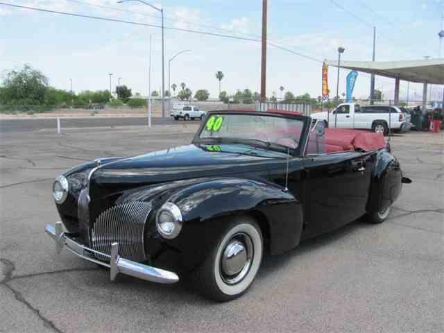 1940 Lincoln Continental | 1043358