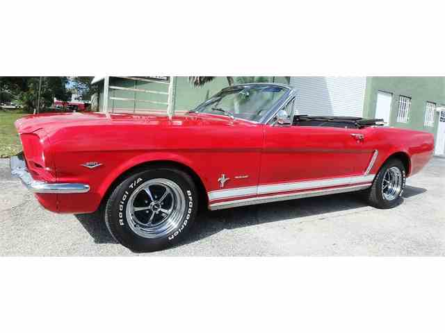 1964 Ford Mustang | 1043376