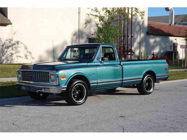 1972 Chevrolet C/K 10 | 1043380