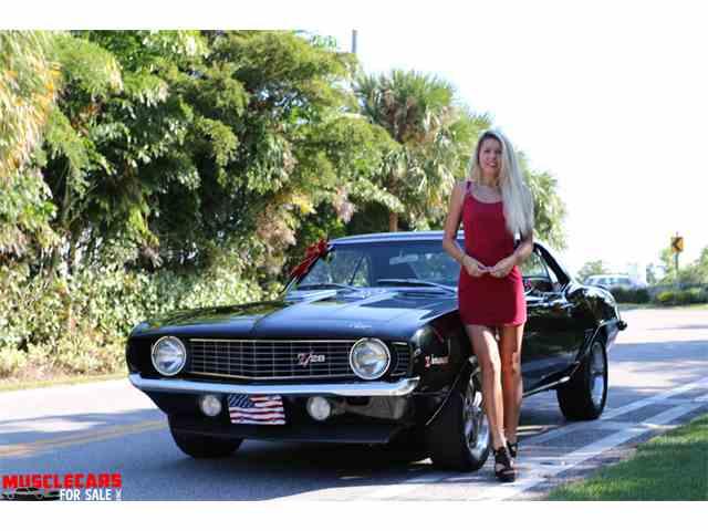 1969 Chevrolet Camaro SS | 1043382