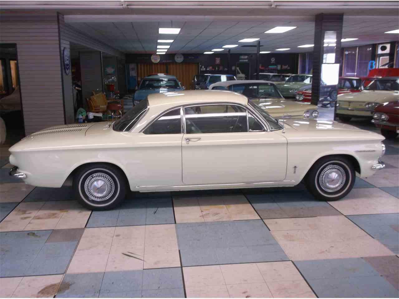 1960 Chevrolet Corvair for Sale | ClassicCars.com | CC-1043393