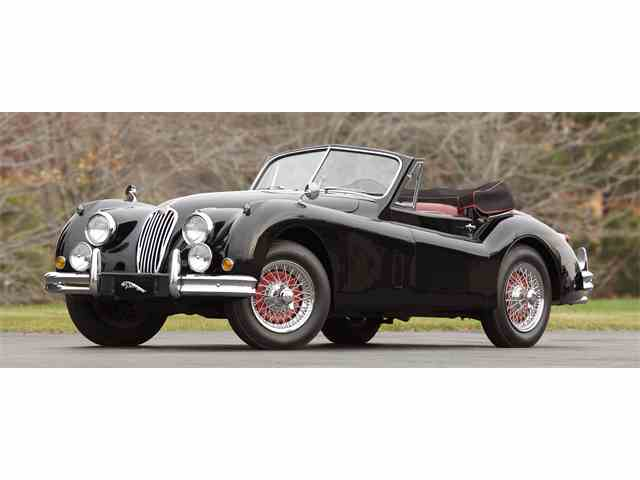 Picture of '55 XK140 - MD3D