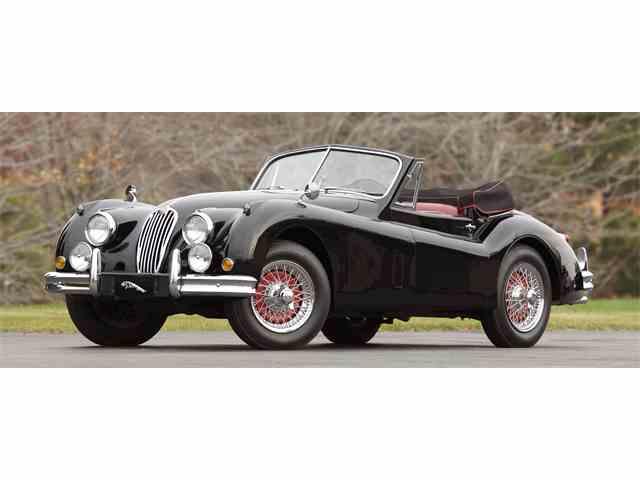 1955 Jaguar XK140 | 1043401