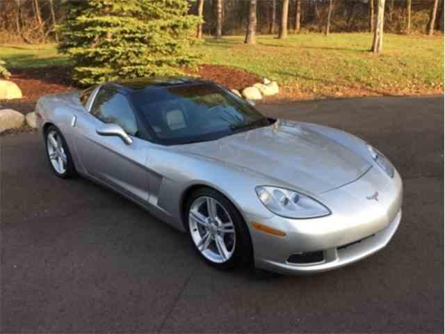 2008 Chevrolet Corvette | 1043403