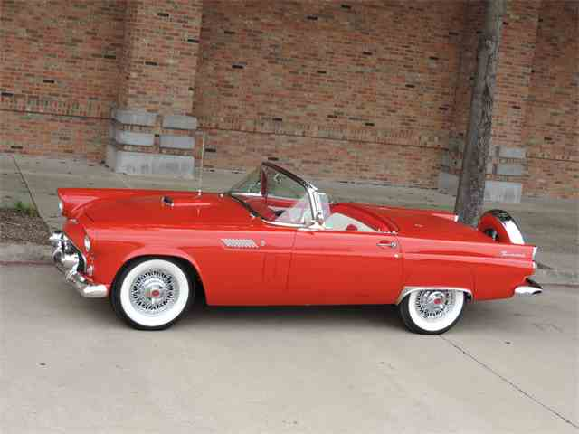 Picture of '56 Thunderbird - MD3M