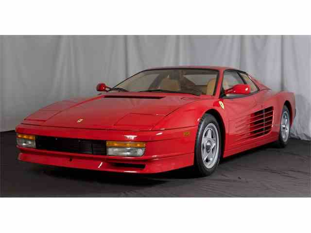 Picture of '88 Testarossa - MAQE