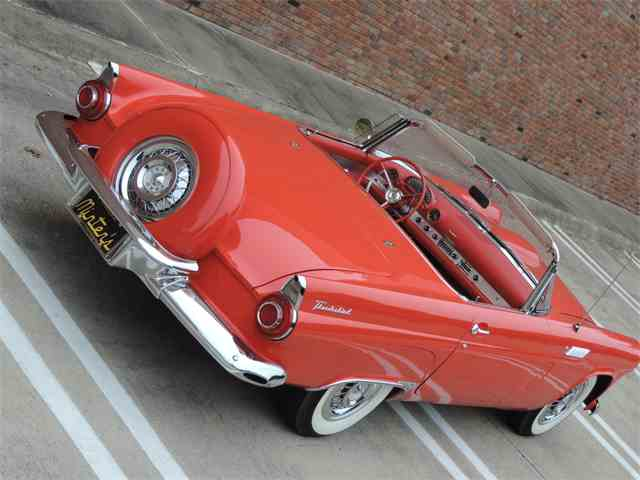 1956 Ford Thunderbird | 1043432