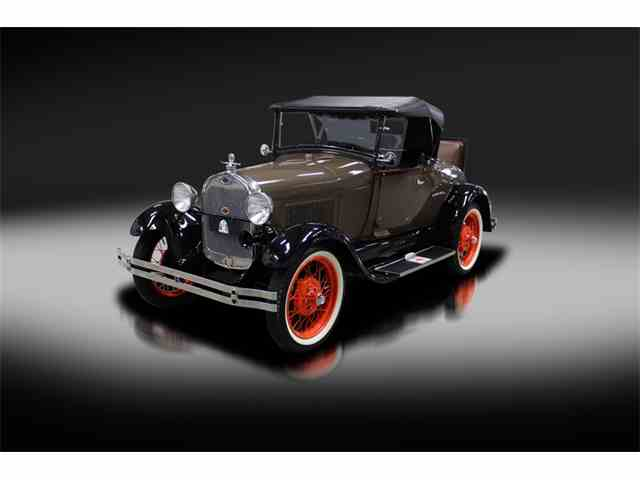 1929 Ford Model A | 1040345