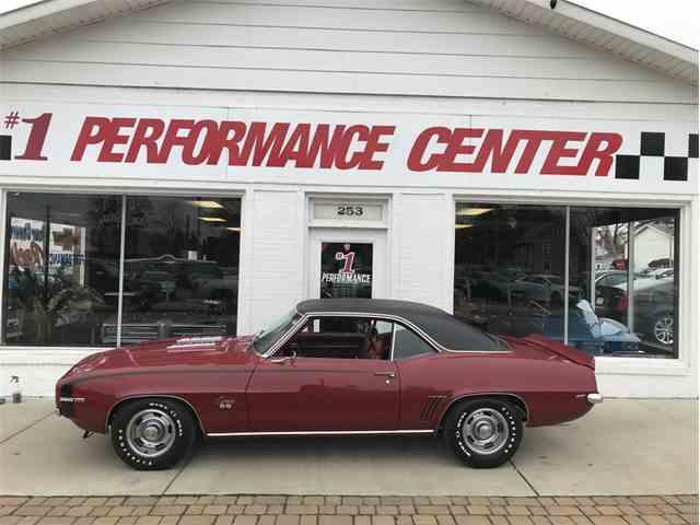 1969 Chevrolet Camaro | 1043458