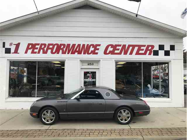 2003 Ford Thunderbird | 1043461