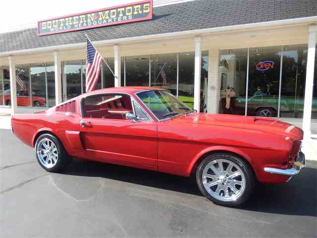 1965 Ford Mustang | 1043474
