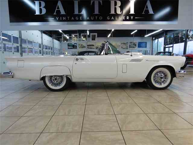 1957 Ford Thunderbird | 1043481