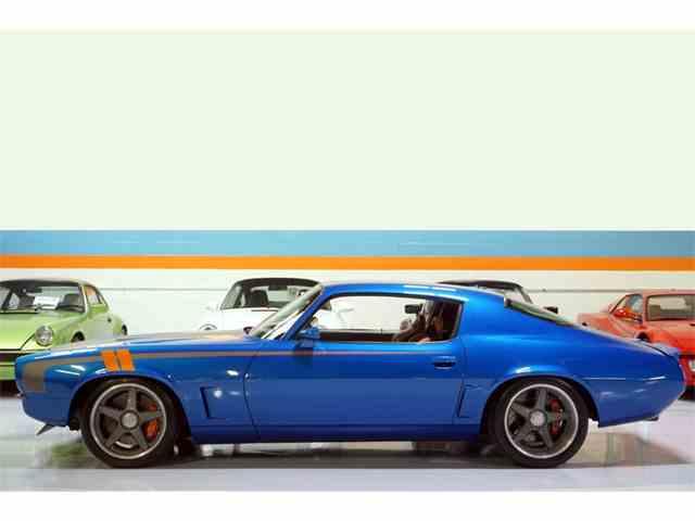 1971 Chevrolet Camaro   1043484