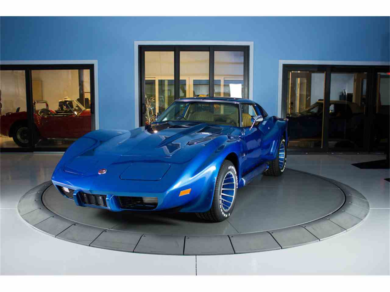 Large Picture of '76 Corvette - MD63