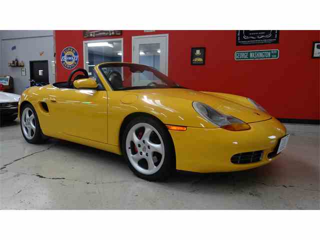 Picture of '00 Boxster - MD6E